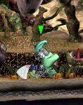 Random Spliced Grendel (Male C3DS Grendel)