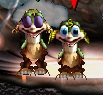 Bramboo and Starseed (Pack C3DS Norn)