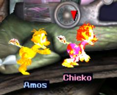Chieko (Female C3DS Norn)