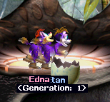 Edna and Etan - Test Creatures (Pack C3DS Norn)