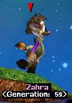 Zahra (Female C3DS Norn)