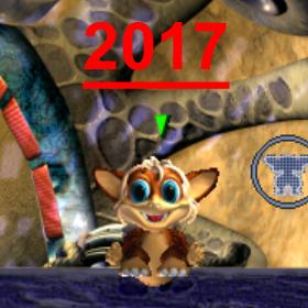 New 2017 Creatures (C3DS )