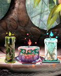 Comfort Candles (C3DS Misc | 23 likes)