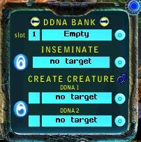 DDNA Bank (C3 Tool COB)