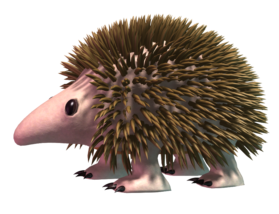 C3 Hedgehog (Click to enlarge)