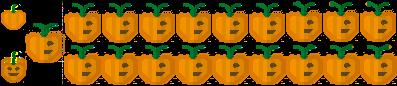 Pumpkin Sprites 2 (Image Credit: Tarilithina)