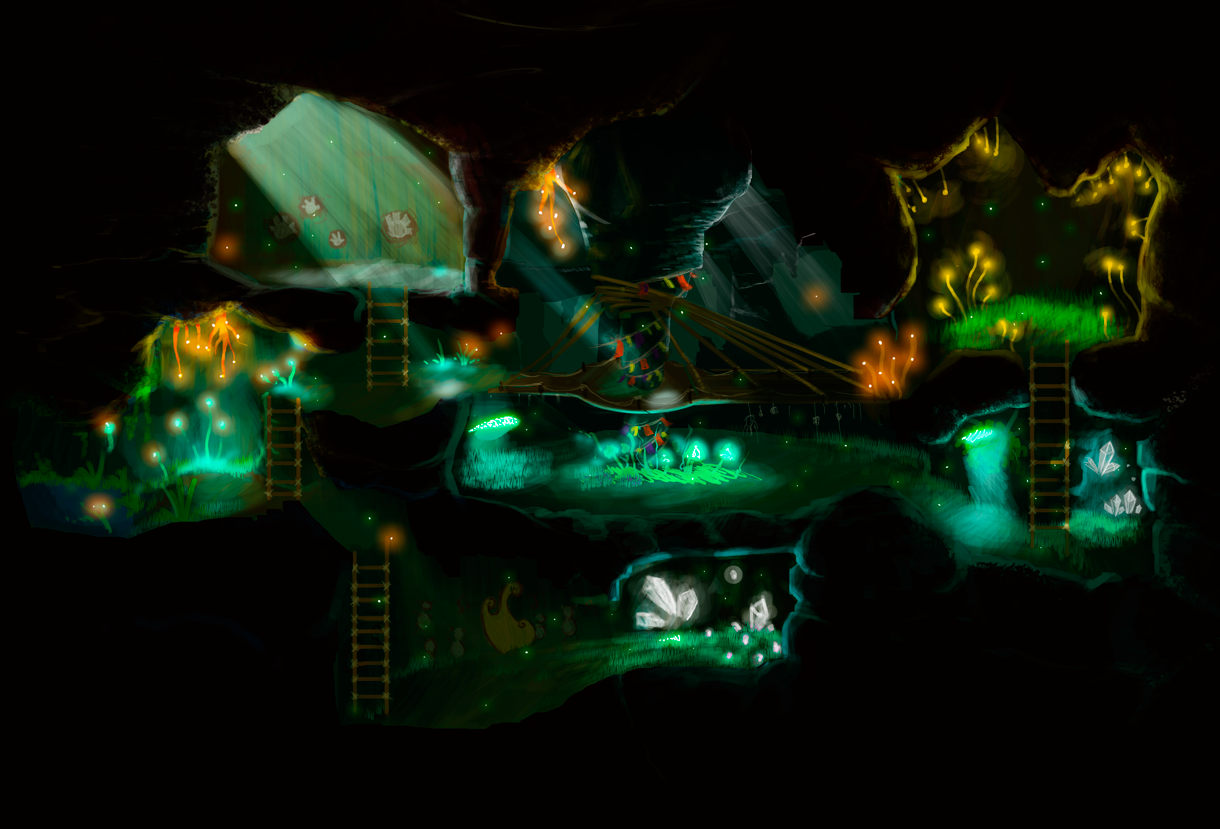 CO: Cavern Concept (Click to enlarge)