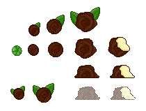 Chocolate Roses (Click to enlarge)