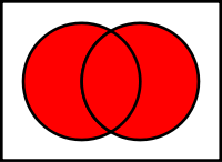 Boolean OR Venn Diagram (Click to enlarge)