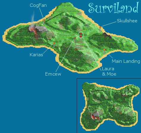 Contest #1: Surviland (Click to enlarge)