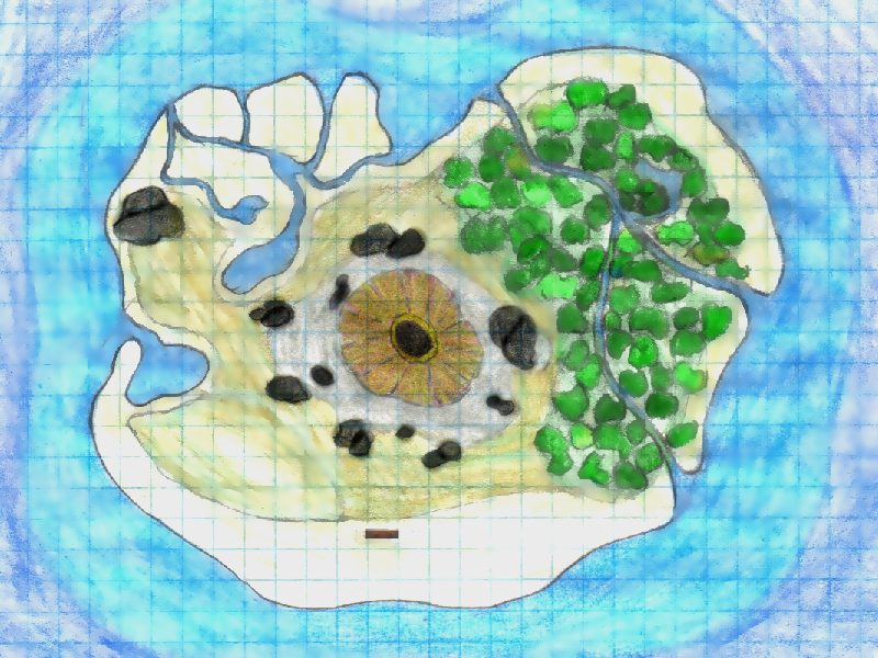 Contest #1: The Island (Click to enlarge)