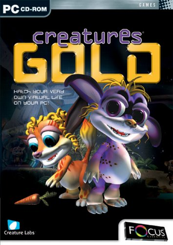Creatures Gold Box Art - Front (Click to enlarge)