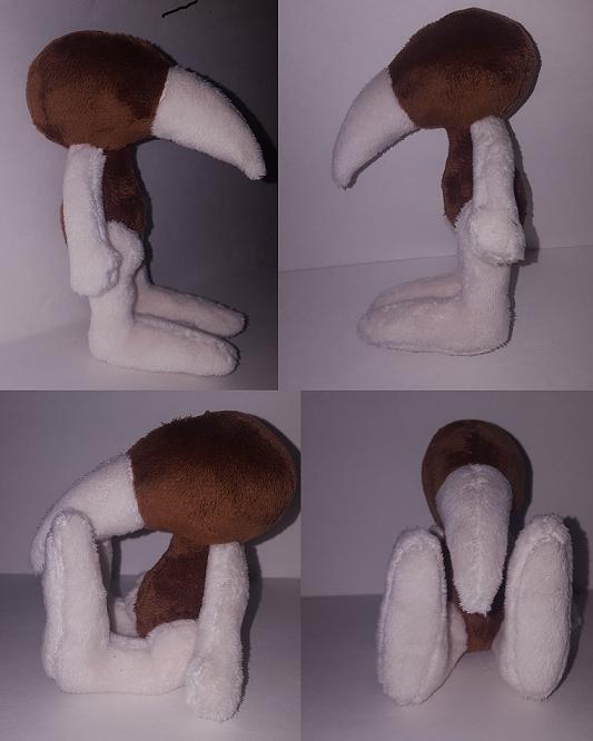 Doozer plush (Click to enlarge)