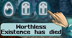 Worthless Existence (Click to enlarge)