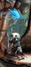 Wallbonking Skeleton (Image Credit: ylukyun)