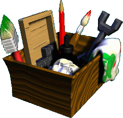 Box of Tools (Click to enlarge)