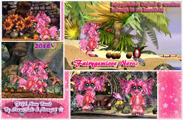 FairyGemLove IngameScreenshots (Click to enlarge)