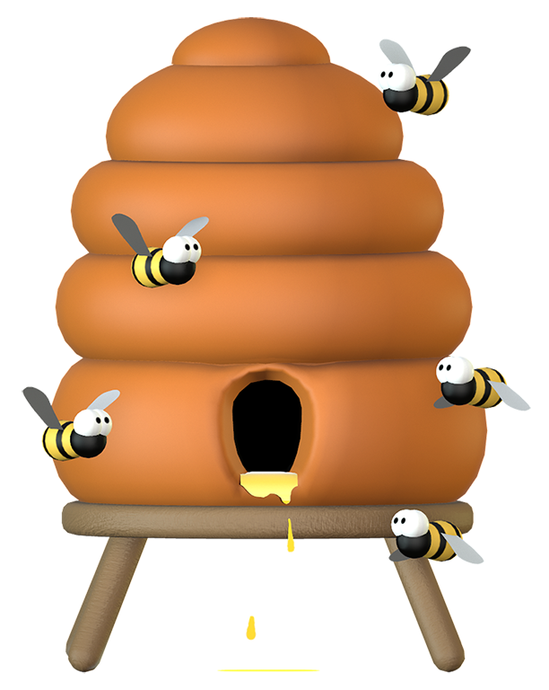 C1 Beehive Render (Final) (Click to enlarge)
