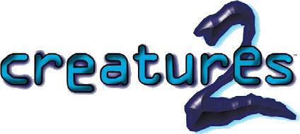 Creatures 2 Logo (Image Credit: C-Rex)