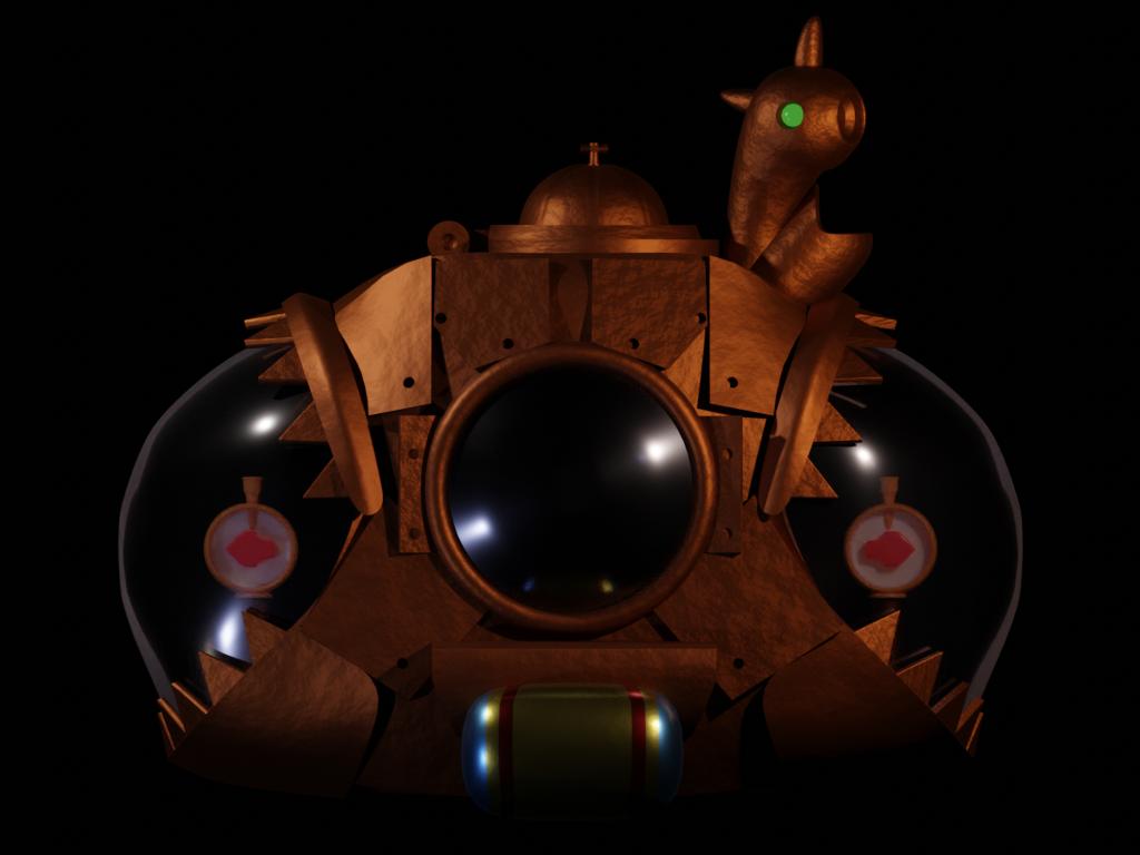 Submarine - Creatures 1 (Image Credit: Doringo)