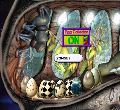 Egg Central (Click to enlarge)