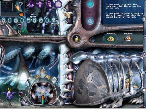 Warp Room (Click to enlarge)