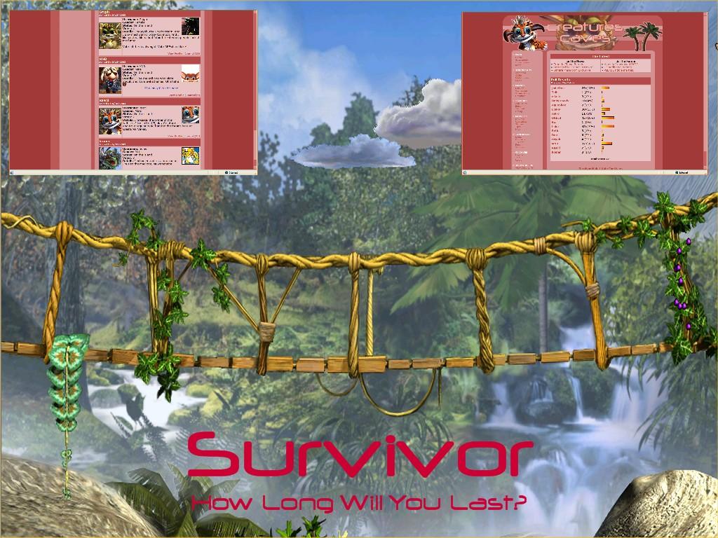 Survivor Wallpaper (Click to enlarge)