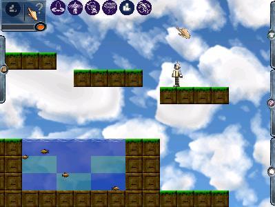 Blockworld Alpha (Click to enlarge)