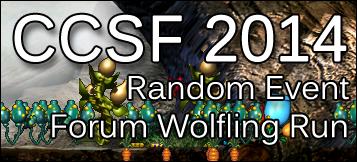 CCSF 2014 Random Event Wolfling Run
