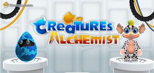 Spil Games Releases Creatures Alchemist